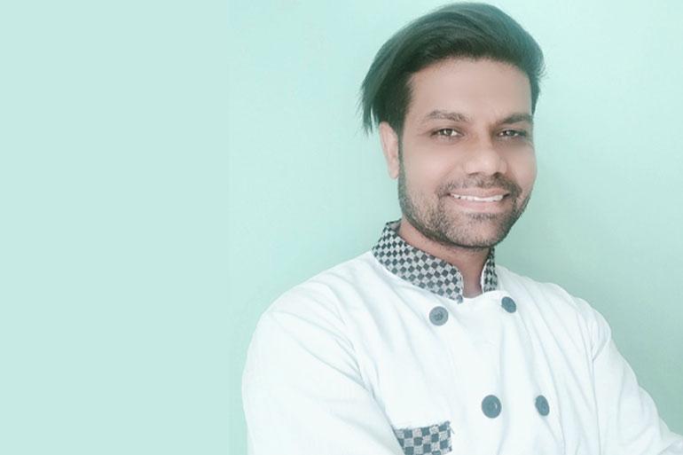 Chef Surender Sharma
